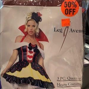 Queen if Hearts Women's Costume